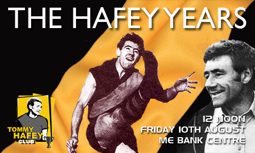 the hafey years