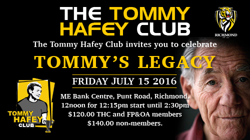tommys legacy